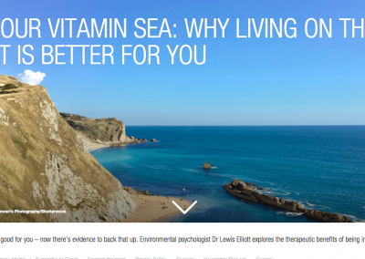 Get your vitamin sea: why living on the coast is better for you – Coast magazine