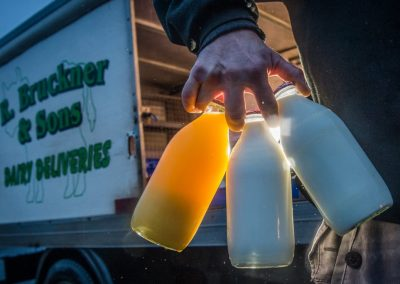 Best in glass: Can the return of the milkround help squash our plastic problem? – Guardian