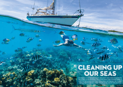 Cleaning up our seas – Yachting World